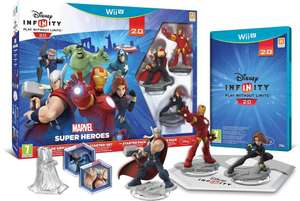 Disney Infinity 2.0 - Marvel Super Heroes Starter-Set