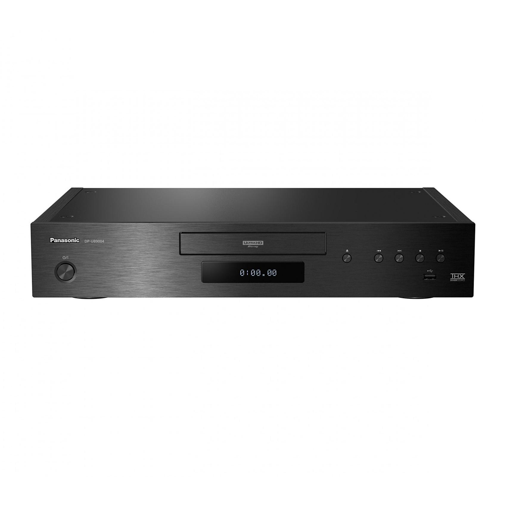 Panasonic DP-UB9004EGK Premium UHD Blu-ray Player #schwarz [Panasonic]