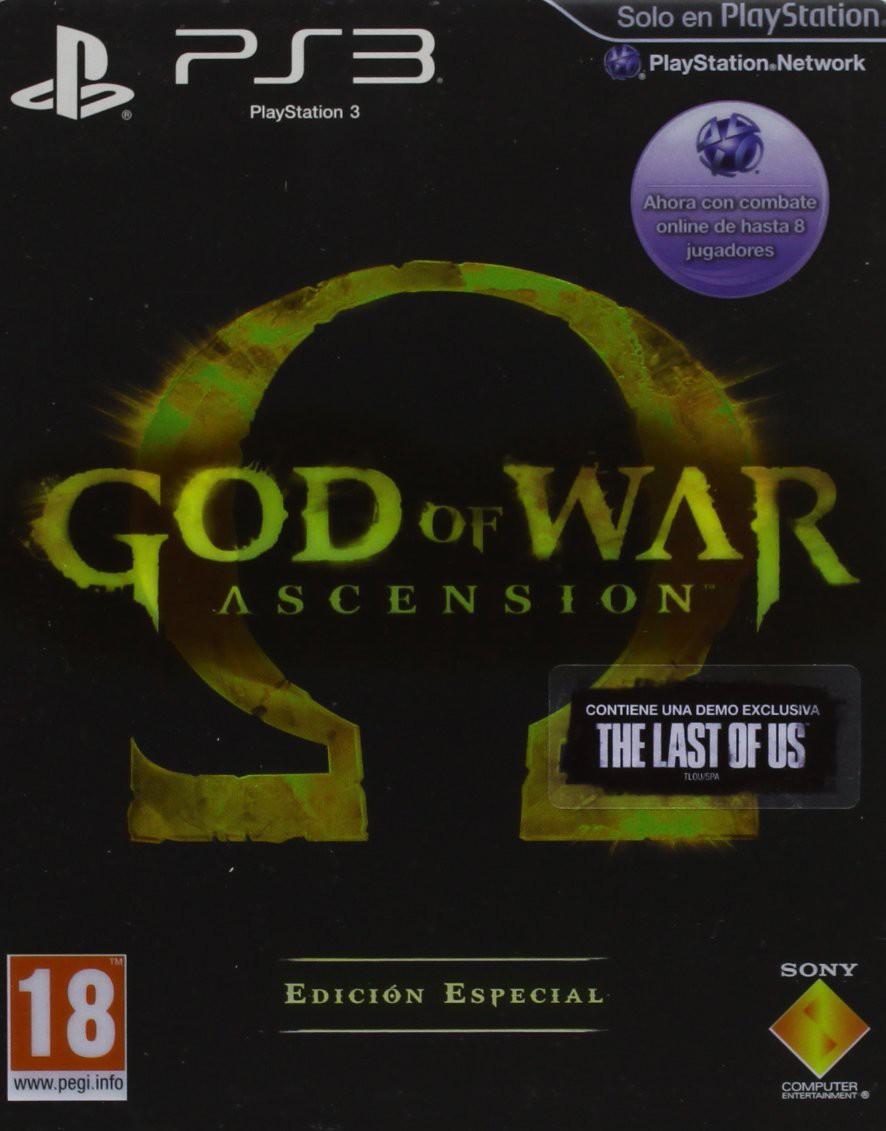 God Of War: Ascension #Special Edition