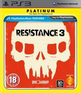 Resistance 3 [Platinum]