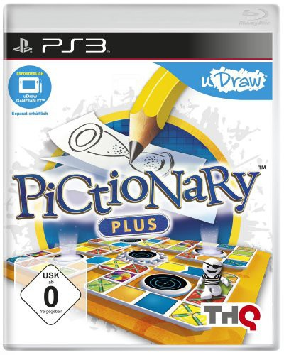 uDraw Pictionary: Plus / Ultimate