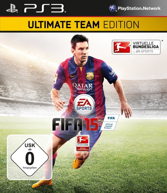 FIFA 15 #Ultimate Team Edition + Steelbook