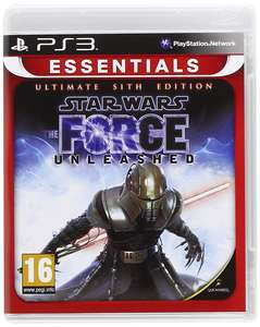 Star Wars: The Force Unleashed [Essentials]