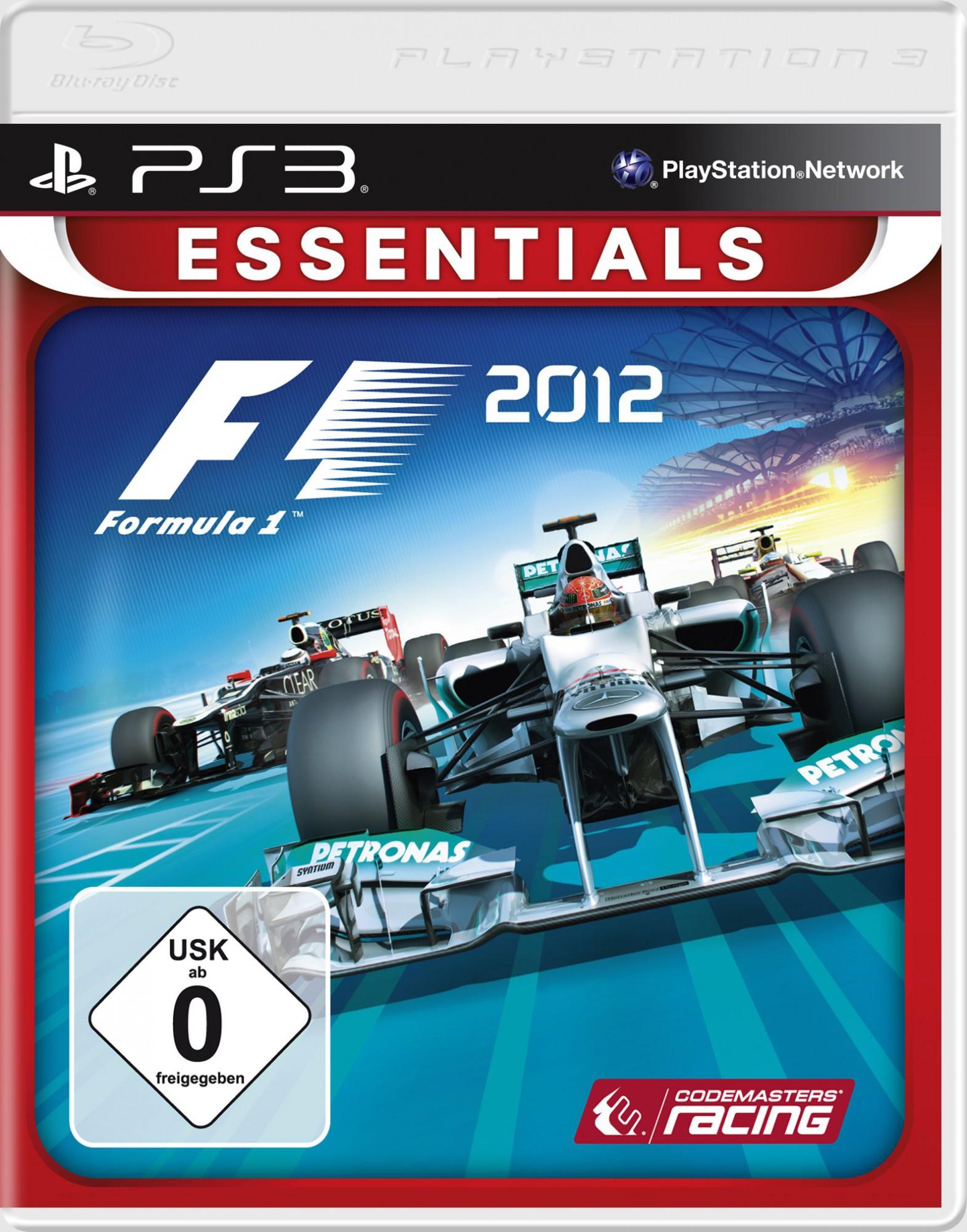 Formula 1: 2012 [Essentials]
