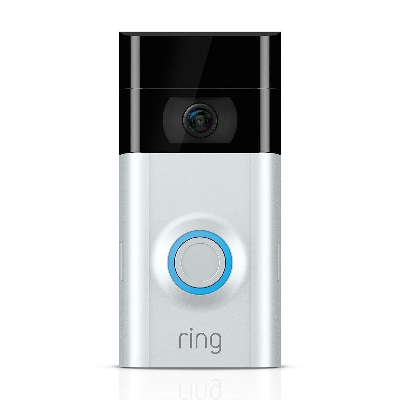 Video Doorbell 2 #schwarz-silber [Ring]