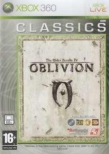 The Elder Scrolls IV: Oblivion [Classics]