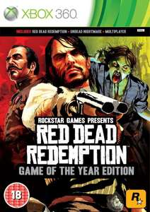 Red Dead Redemption #Game of the Year Edition