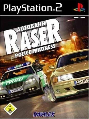 Autobahn Raser: Police Madness