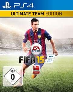 FIFA 15 #Ultimate Team Edition