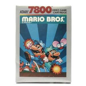 Mario Bros. #Silverlabel