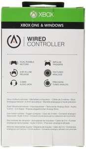 Wired Controller / Pad #weiß Spectra [PowerA]