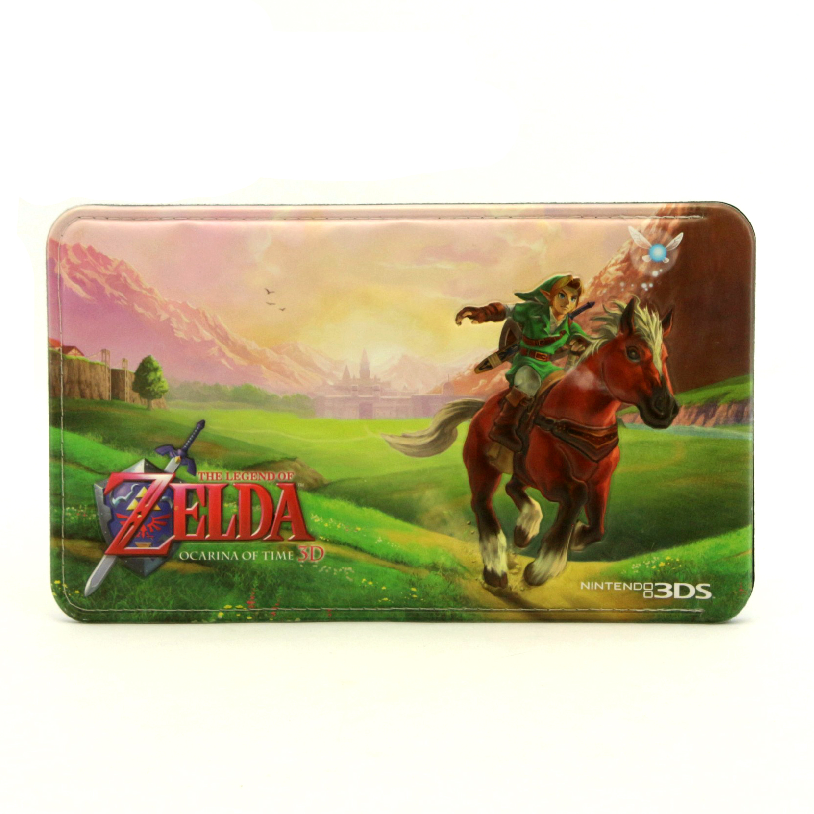 Original 3DS Tasche The Legend of Zelda: Ocarina of Time 3D