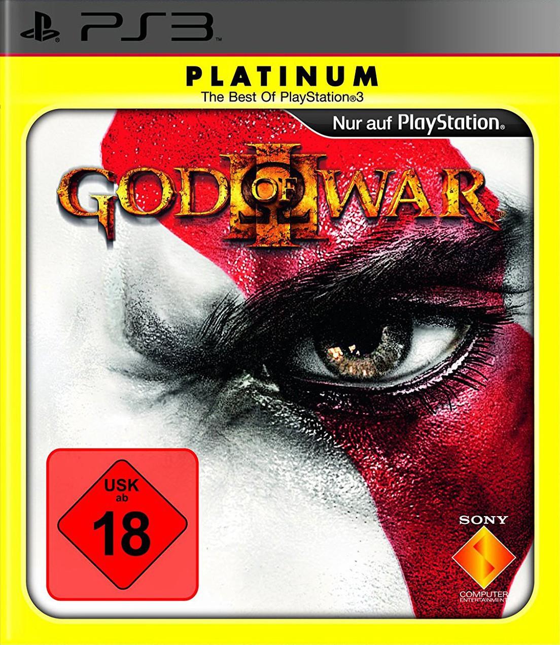 God of War III [Platinum]