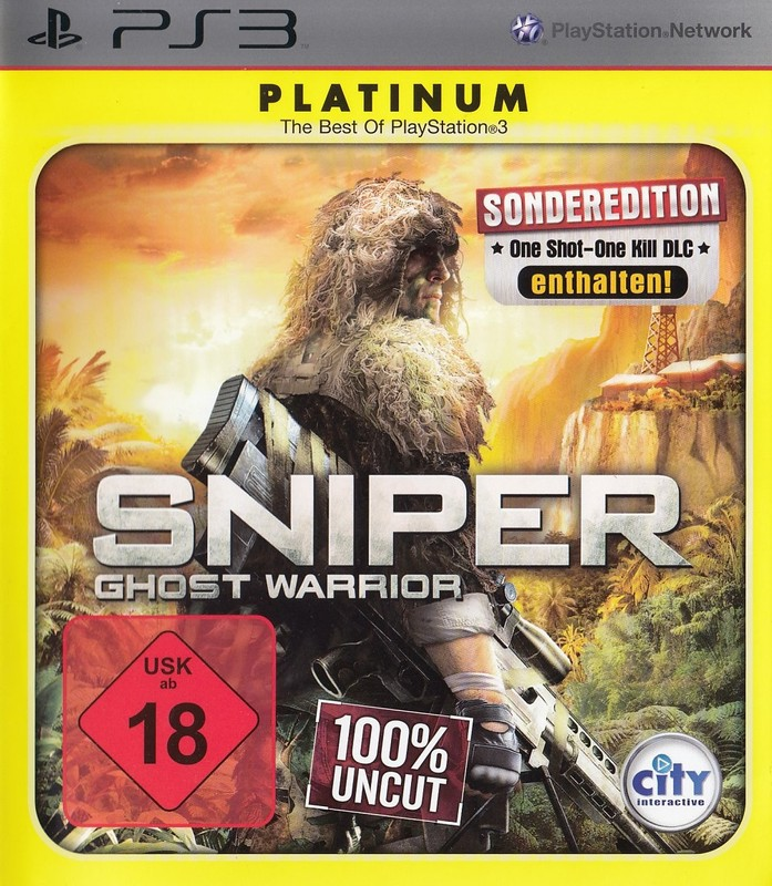 SNIPER: Ghost Warrior [Platinum]