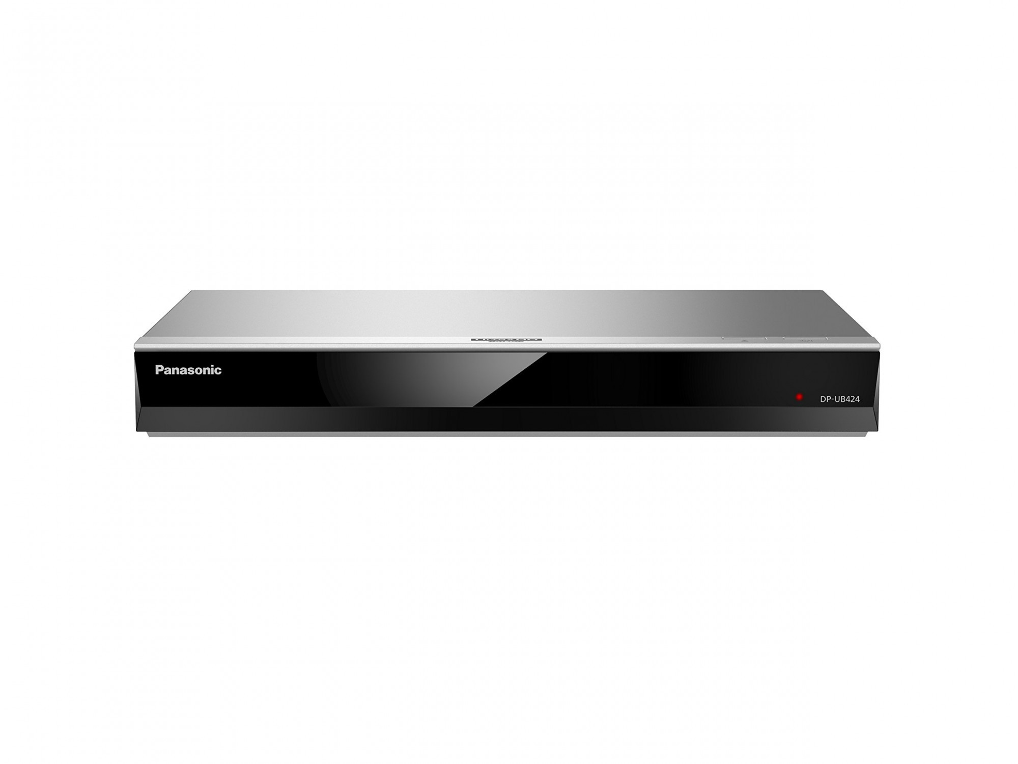 Panasonic DP-UB424EGS Ultra HD Blu-ray Player (4K Blu-ray Disc, 4K VoD, DLNA, 2x HDMI, USB, Alexa Sprachsteu