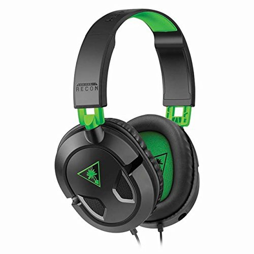 Ear Force Recon 50X Headset #schwarz [Turtle Beach]
