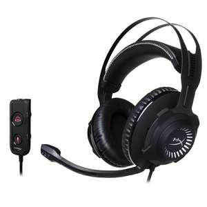 Kingston HyperX Cloud Revolver S Dolby Surround 7.1 Headset #schwarz/weiß [H