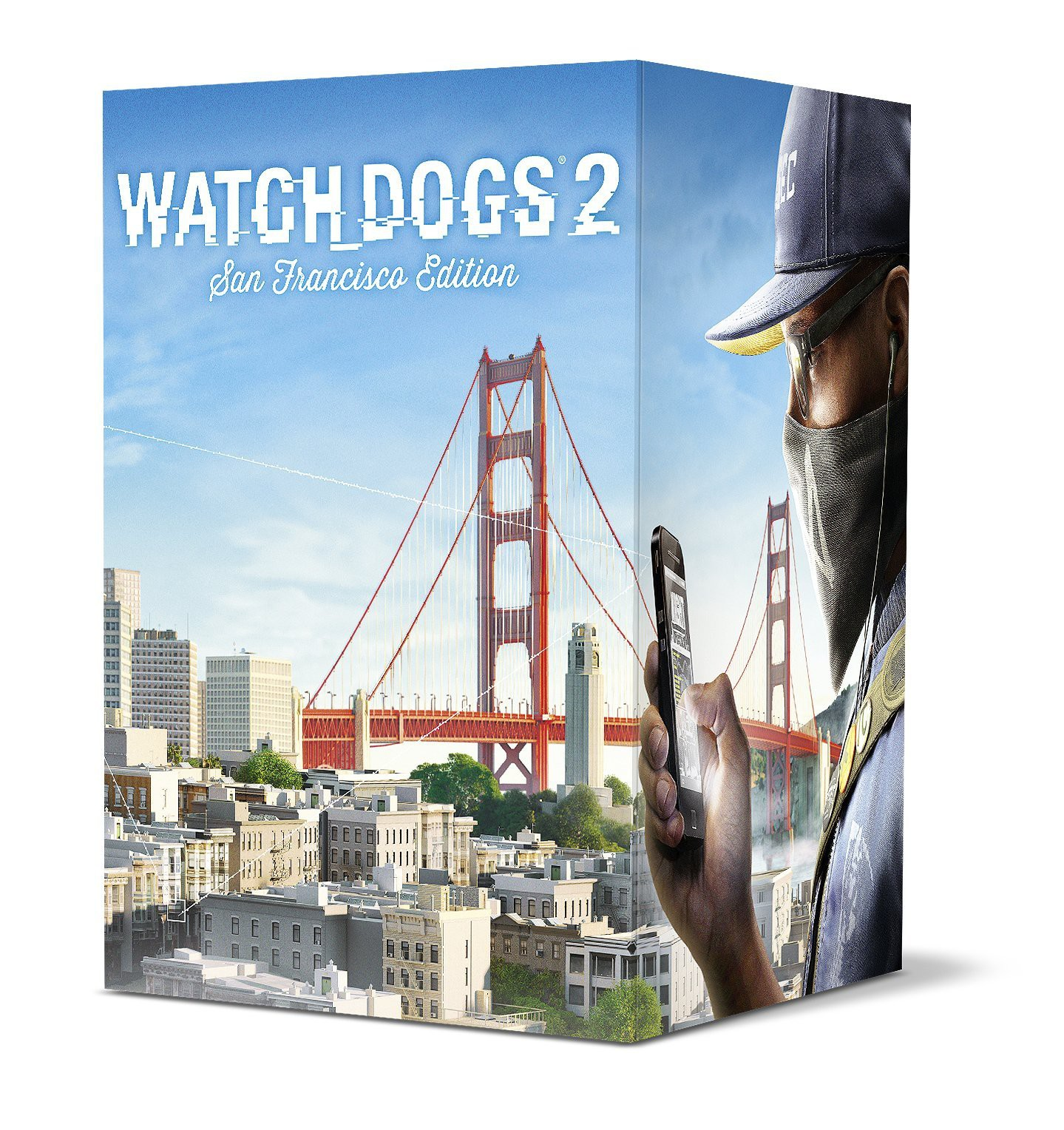 Watchdogs 2: San Francisco Edition