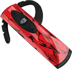 Headset Bluetooth EX-02s Red Camo [Gioteck]