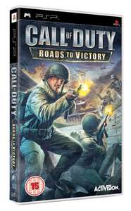 Call of Duty: Roads to Victory [Platinum]