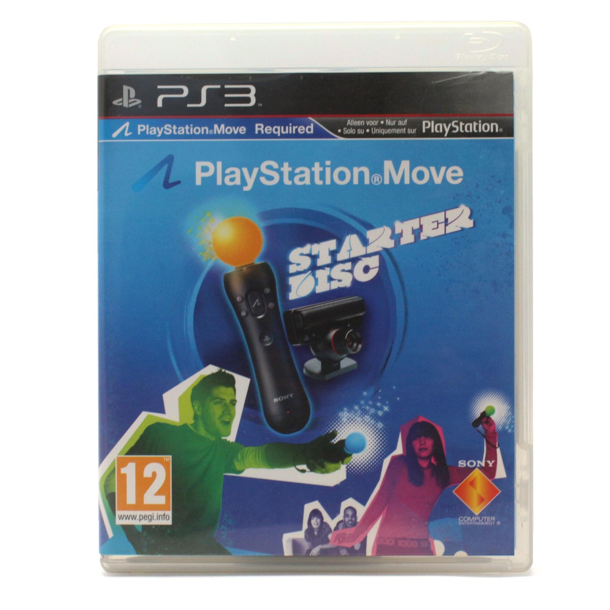 PlayStation Move Starter Disc [Standard]