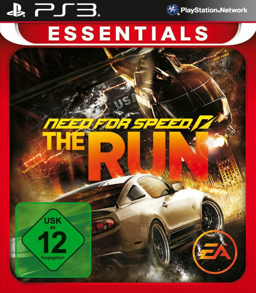 Need for Speed: The Run [Essentials]