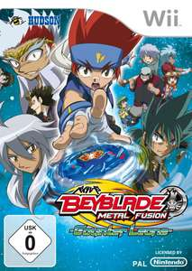 Beyblade: Metal Fusion Counter Leone