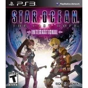 Star Ocean: The Last Hope - International Edition