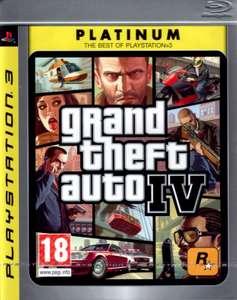 Grand Theft Auto IV / GTA 4 [Platinum]
