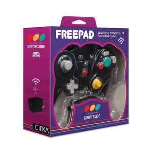 Wireless Controller FreePad + Wireless Adapter #schwarz [CirKa]