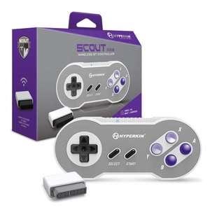 Wireless Premium Controller Scout + Wireless Adapter [Hyperkin]