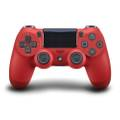 Original Wireless DualShock 4 Controller #Magma Red / rot V2 [Sony]