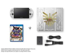 Konsole #WiFi Dragon Quest Metal Slime Limited EDITION + Netzteil