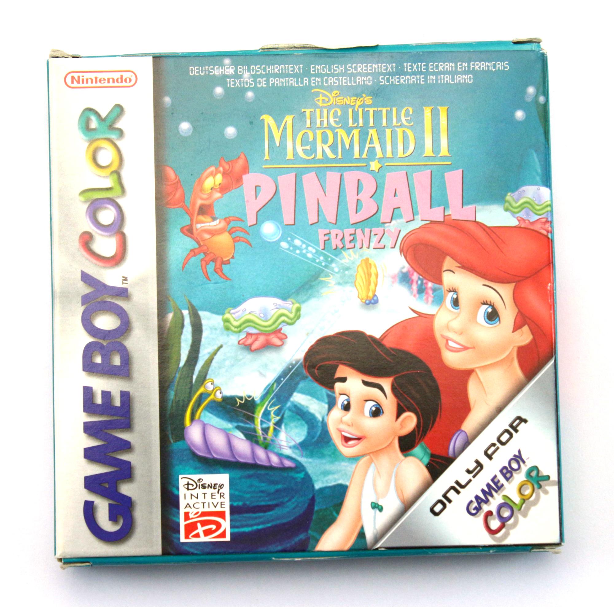 Arielle die Meerjungfrau 2: Pinball Frenzy