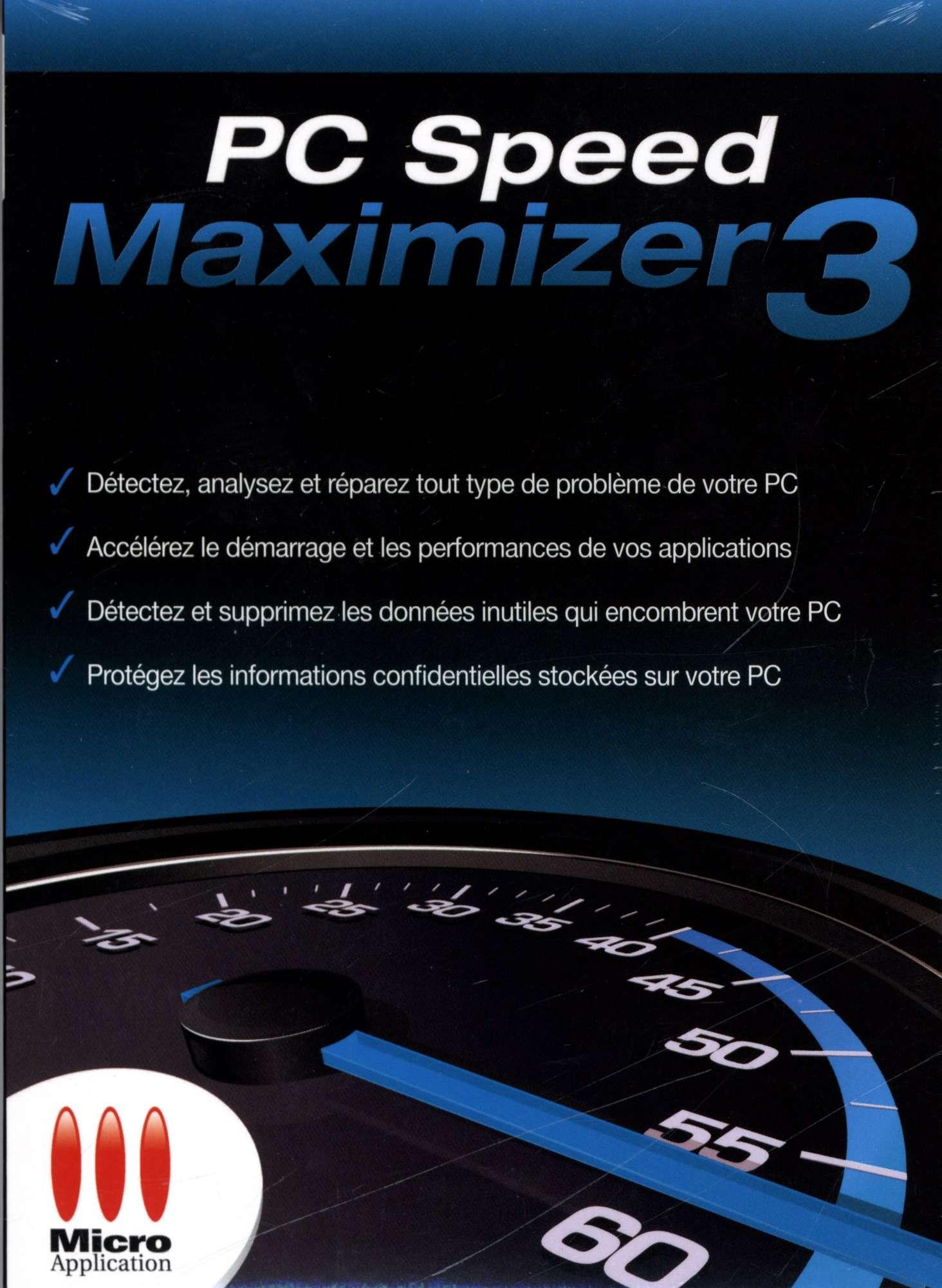 PC Speed Maximizer [Micro Application]