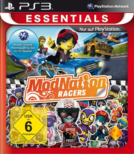 ModNation Racers [Essentials]