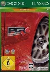 Project Gotham Racing 4 / PGR 4 [Classics]