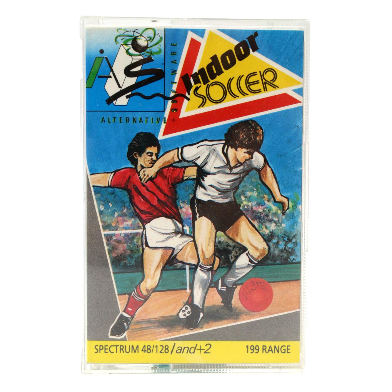 Sinclair ZX Spectrum: Indoor Soccer