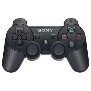 SA 333: Original Sixaxis Wireless Controller #schwarz [Sony] TEIL