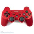 SA 335: Original DualShock 3 Wireless Controller #rot [Sony]