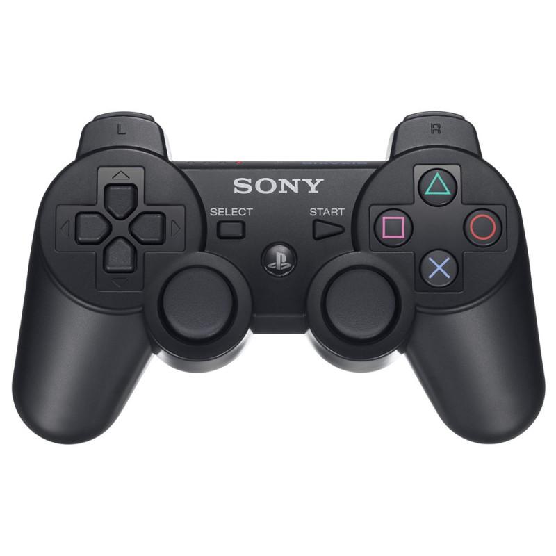 SA 348: Original Sixaxis Wireless Controller #schwarz [Sony] TEIL