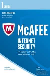 McAfee 2017 Internet Security [Mcafee]