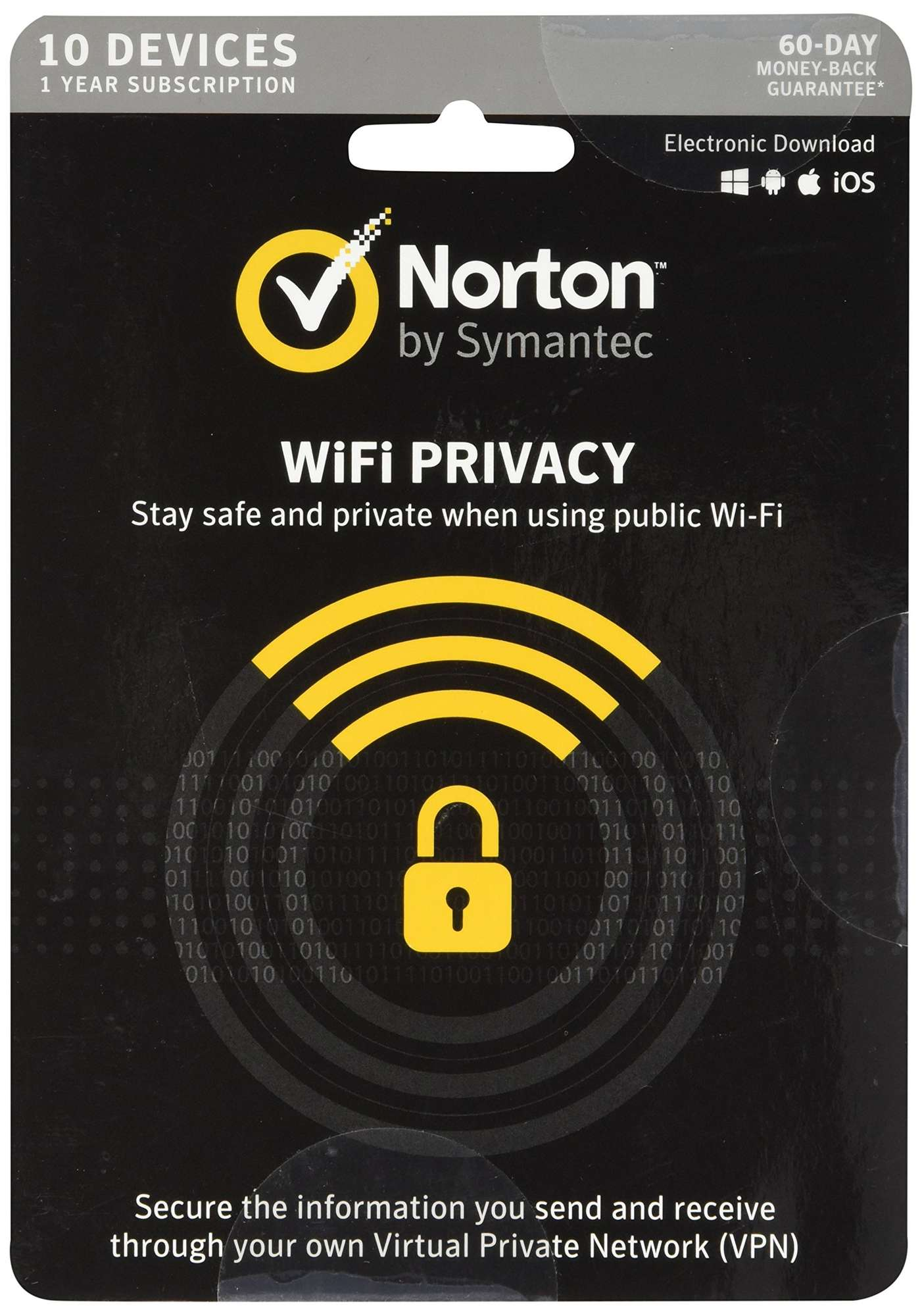 Norton Wi-Fi Privacy [SYMANTEC]