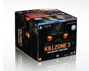 SA 357: Killzone 3 #Helghast Edition UNVOLLSTÄNDIG
