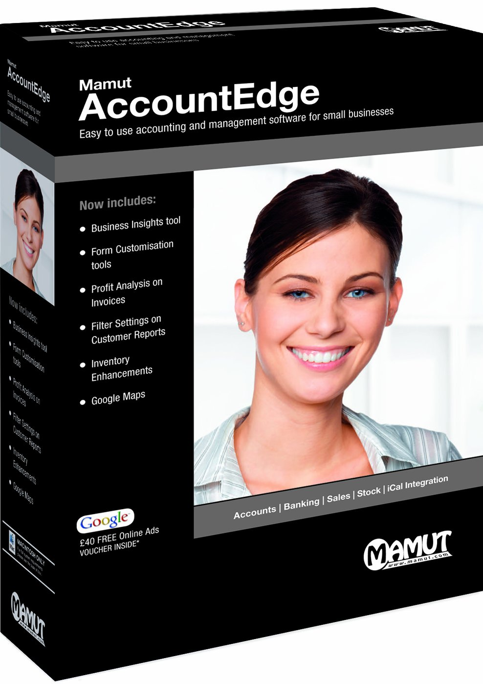 Mamut AccountEdge