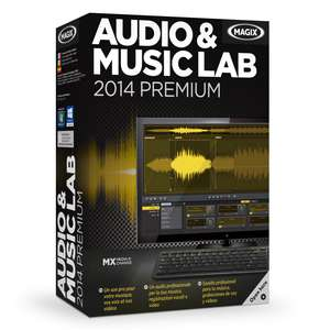 Audio & Music Lab 2014 Premium [Magix]