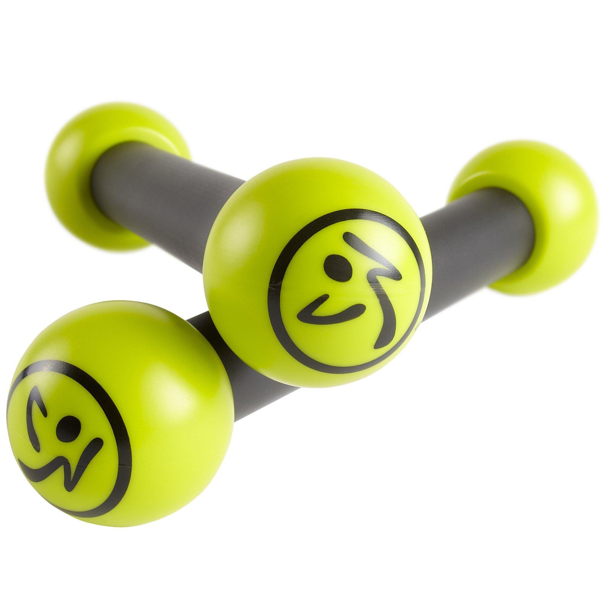 Zumba Fitness Toning Sticks #grün