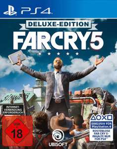Far Cry 5 #Deluxe-Edition