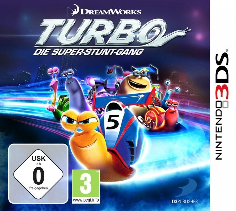 Turbo: Die Super-Stunt-Gang / Super Stunt Squad