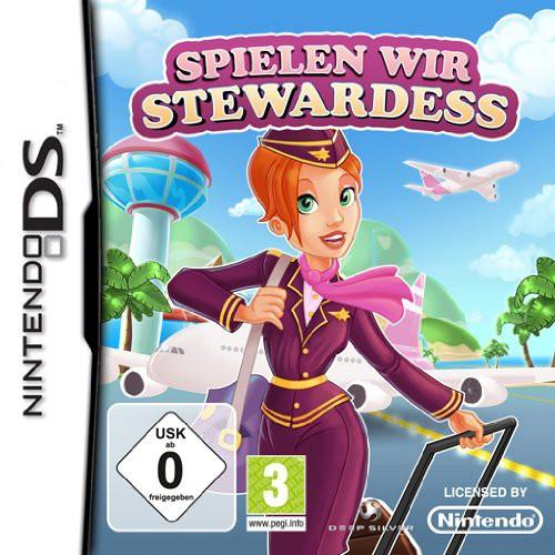 Spielen wir Stewardess / Let's Play: Flight Attendant